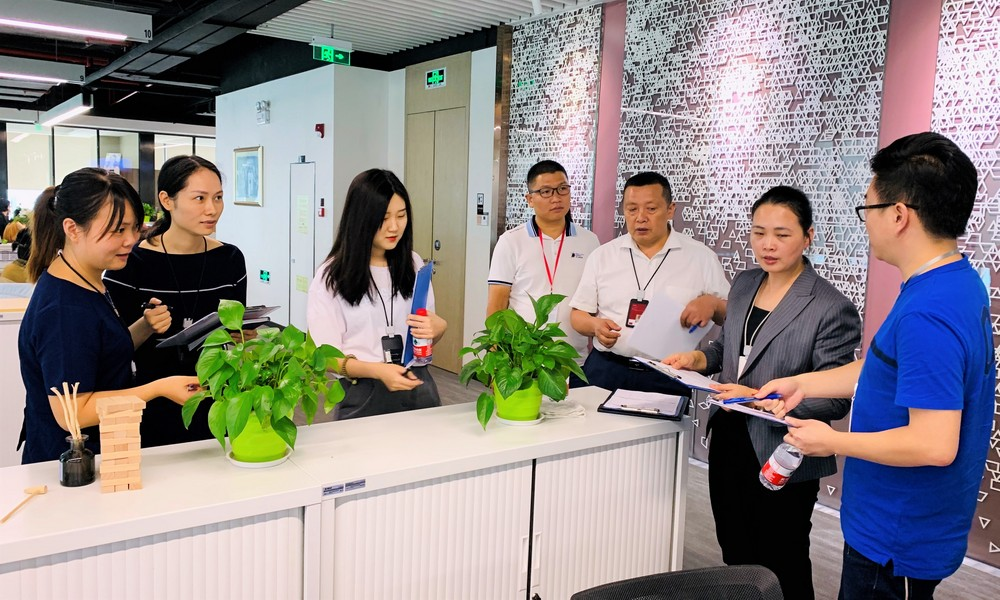 "We organised ""Green Future, We Do"" at our Shenzhen Headquarters to encourage behavioural changes among employees around the office. More employees are willing to turn off idled lighting and appliances, which resulted in a considerable reduction in electricity consumption since September 2018"